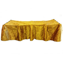 Church Truck Drape Golden Color