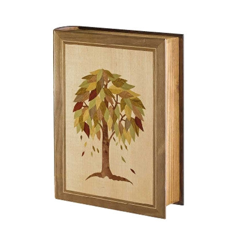 Hand Crafted Wood Marquetry