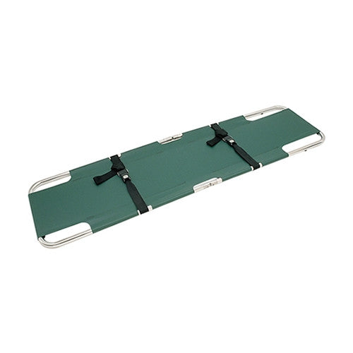 Easy-Fold Plain Mortuary Stretcher