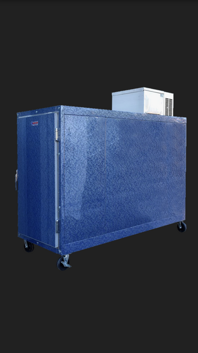 American Mortuary Coolers 3 body cooler