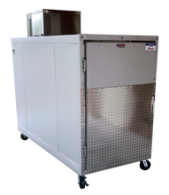 3 Body Mortuary Freezer from American Mortuary Coolers