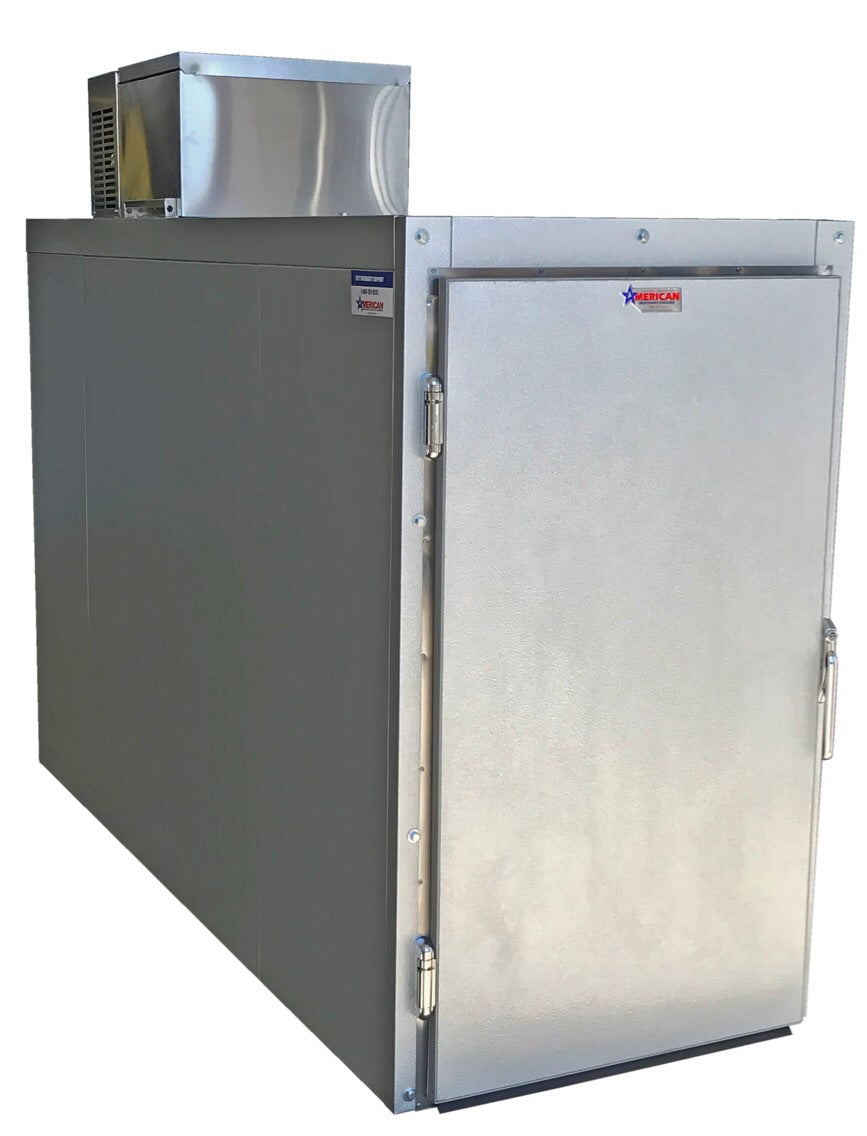 Image Of One-Body American Mortuary Cooler