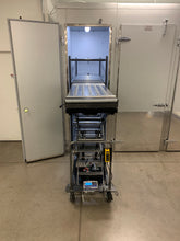Complete Fifteen Body Mortuary Cooler + Shelving