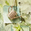 Watering can hanging ornament