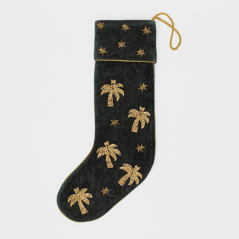 Palm tree stocking