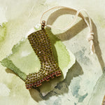 Wellington boot hanging ornament