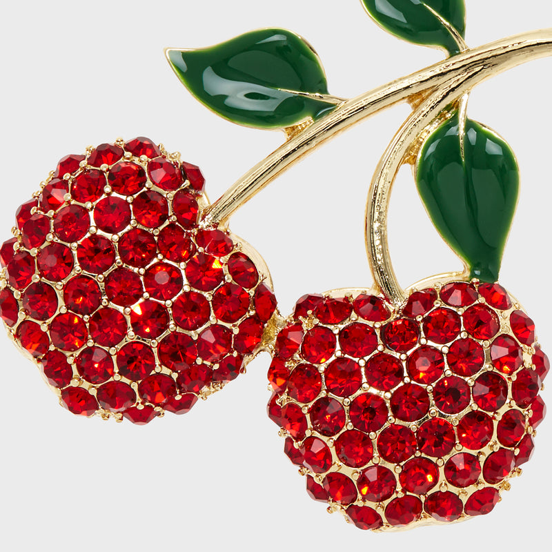 Cherry hanging ornament