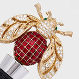 Sparkle bee wine stopper