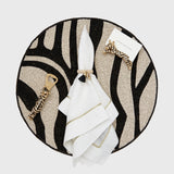 Skinny puka shell napkin ring, set of four
