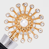 Pearl star wine stopper