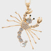Scorpio hanging ornament