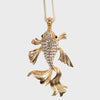 Pisces hanging ornament