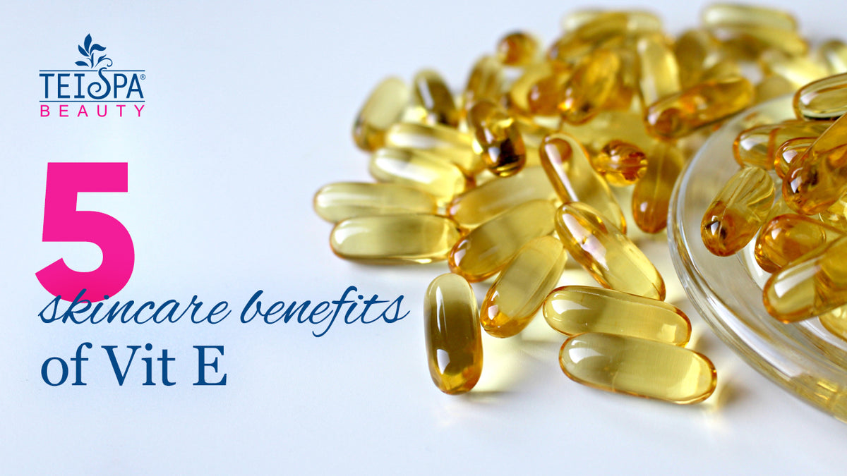 5 Powerful Benefits of Vitamin E