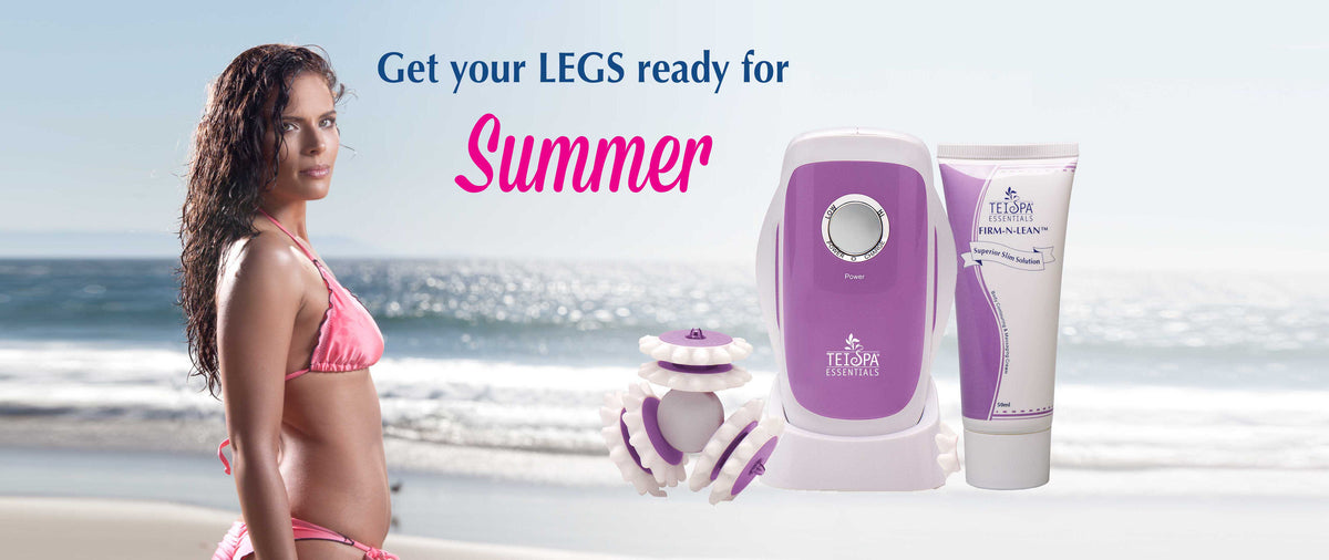 Easy Summer Legs With TEI Spa Beauty