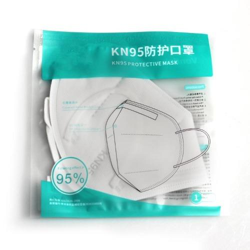 KN95 Particulate Respirator Face Mask. Single pack