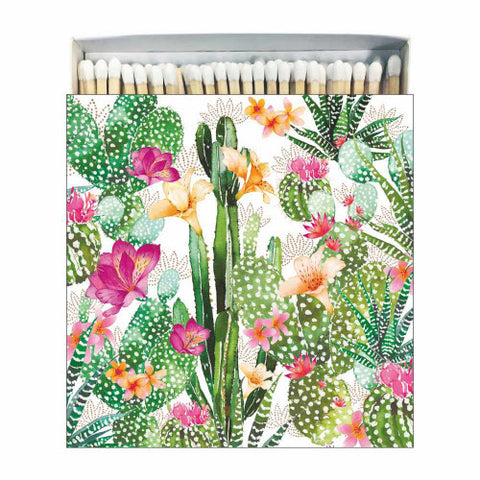 Cactus Fantasy Decorative Matches