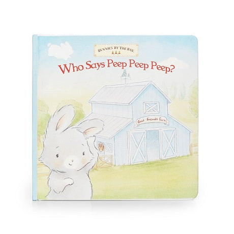 Who Says Peep Book
