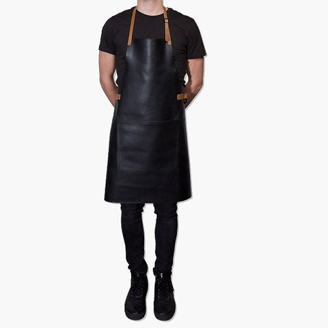 BBQ Style Leather Apron