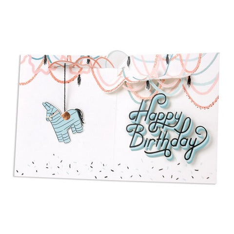 Birthday Typography Card
