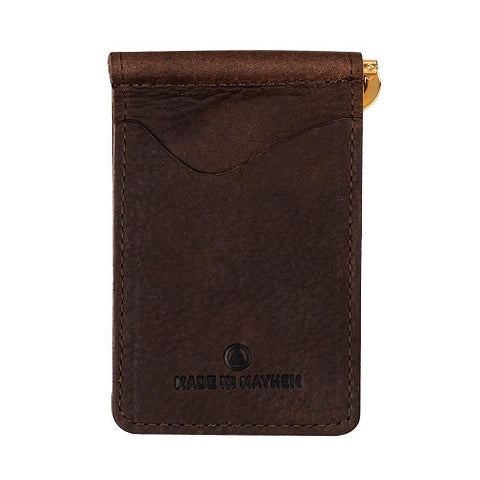 Madison Money Clip Wallet (More Options)