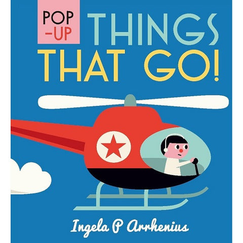 Pop up: Things That Go