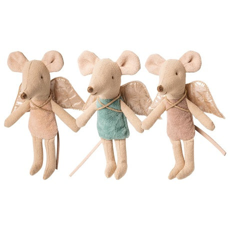 1 Little Sister Fairy Mouse (Assorted Colors)