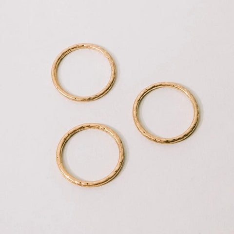 The Nelli Ring Set