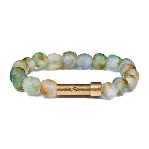 Earth Recycled Glass Bracelet