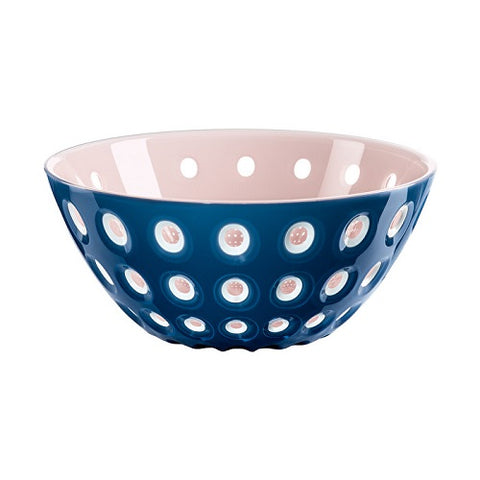 Le Murrine Serving Bowl - Blue, Pink & White