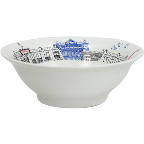 Paris Cereal Bowl
