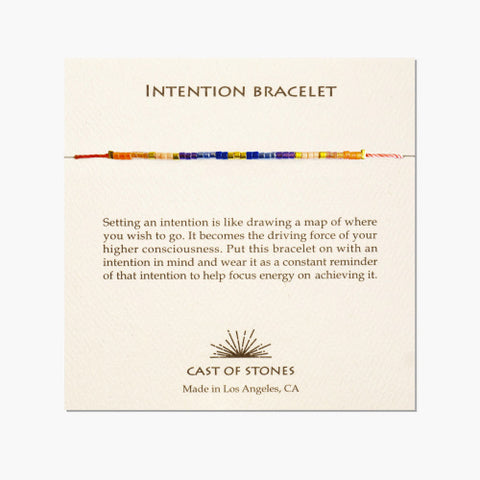 Intention Bracelet Desert Sky