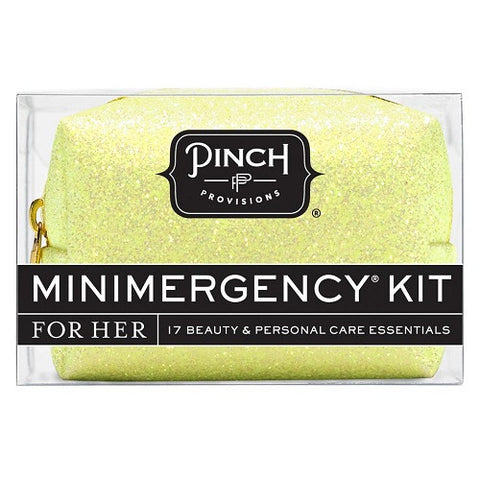 Mini Emergency Kit Citron Confection