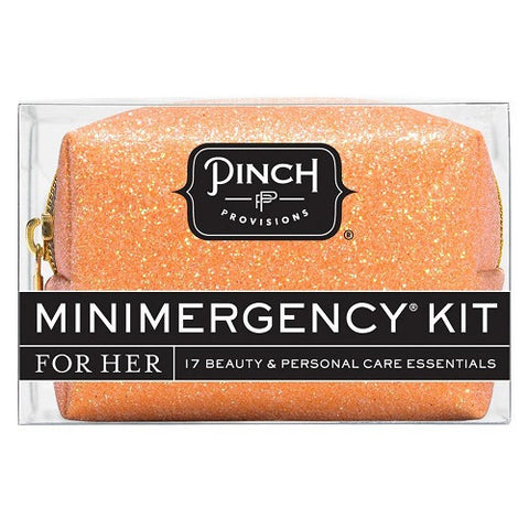 Mini Emergency Kit Apricot Confection