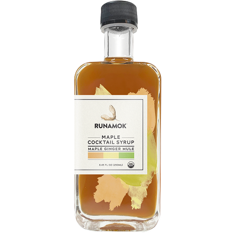 Ginger Mule Cocktail Syrup