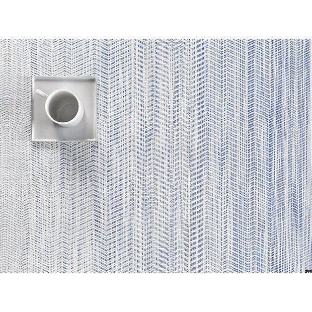 Chilewich Wave Placemat - Blue
