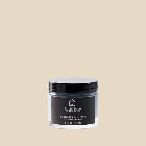 Coconut Ash + Earth Deep Cleansing Mask