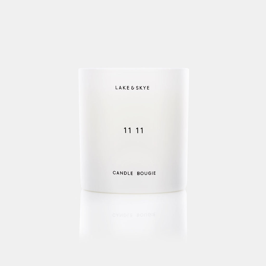 11 11  - Lake and Skye Candle