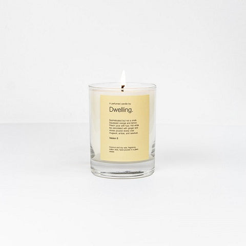 Version 6 Candle