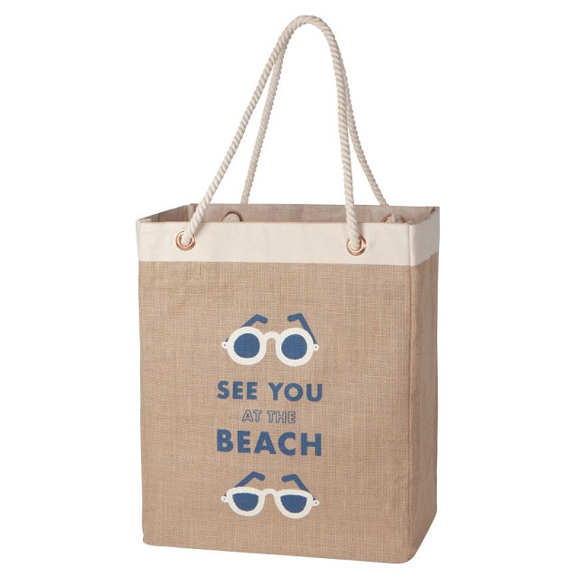See You At The Beach Market Tote