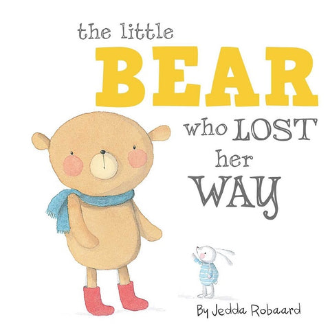 The Little Bear Who Lost Her Way