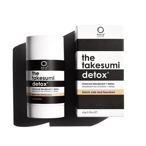Detox Deo Black Oak and Bourbon