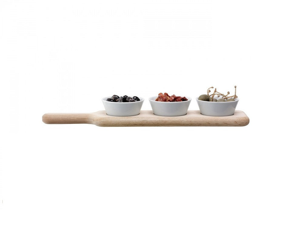 Bowl Set & Paddle