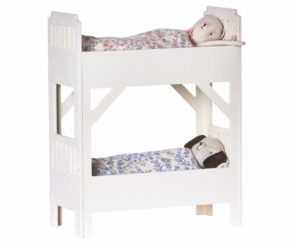 Small Wooden Bunk Bed