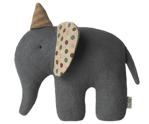 Circus Elephant with Hat