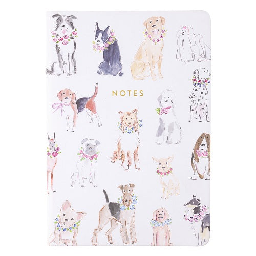 Dog Notes Journal