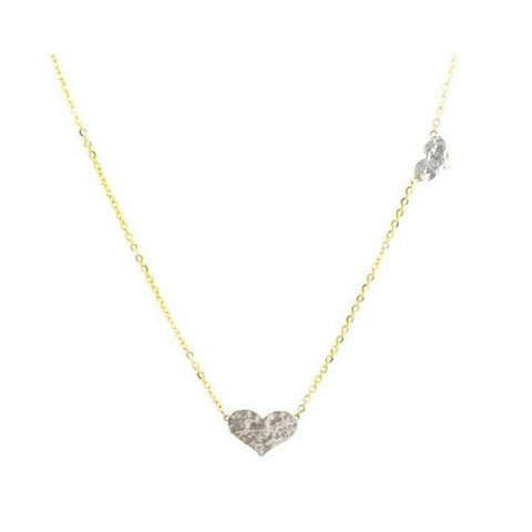 Double Love Necklace