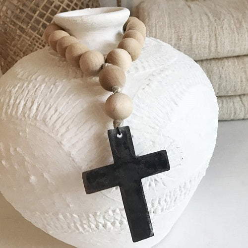 Mini Dried Palm Original Cross