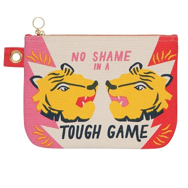 Tough Game Zip Pouch