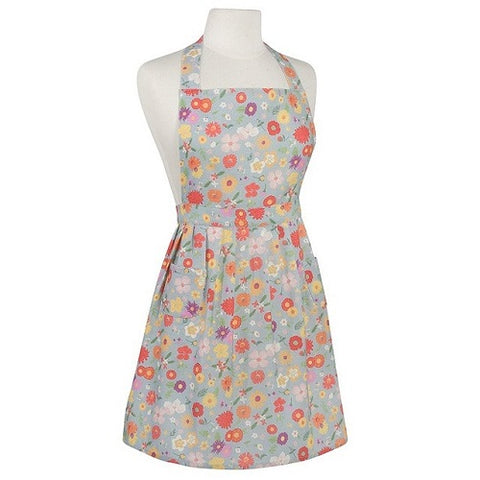 Flowers Of The Month Classic Apron