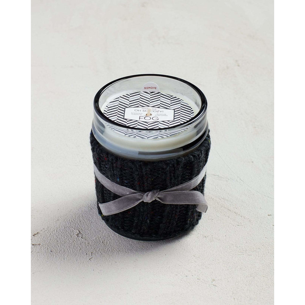 Fog Cozy Sweater Candle